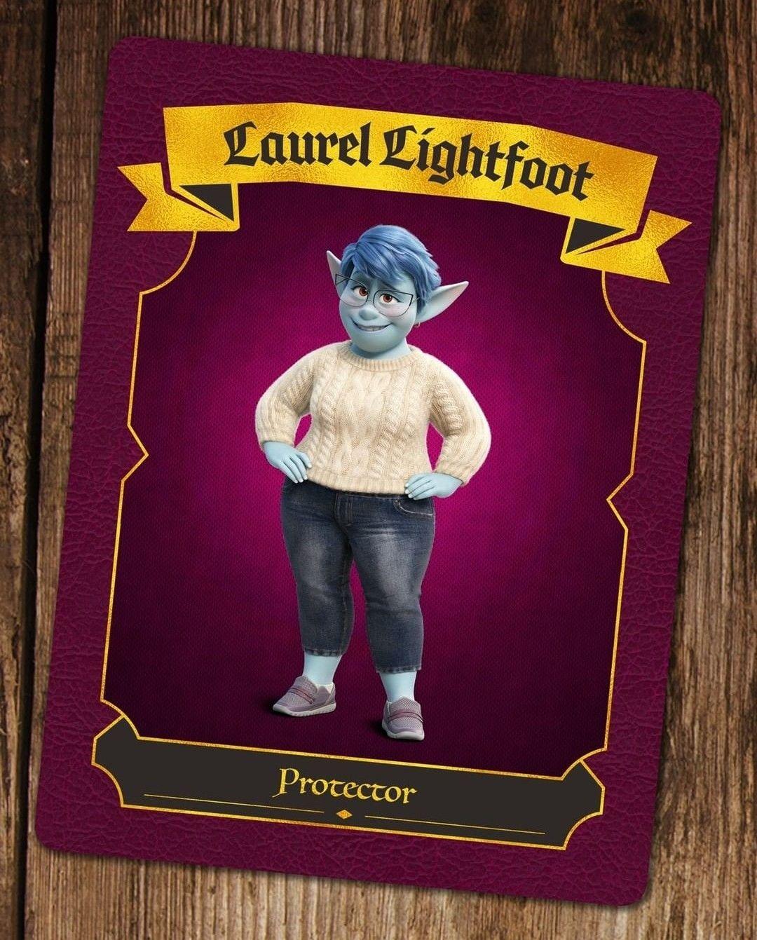 Lightfoot image by Disney Lovers! on Onward in 2020