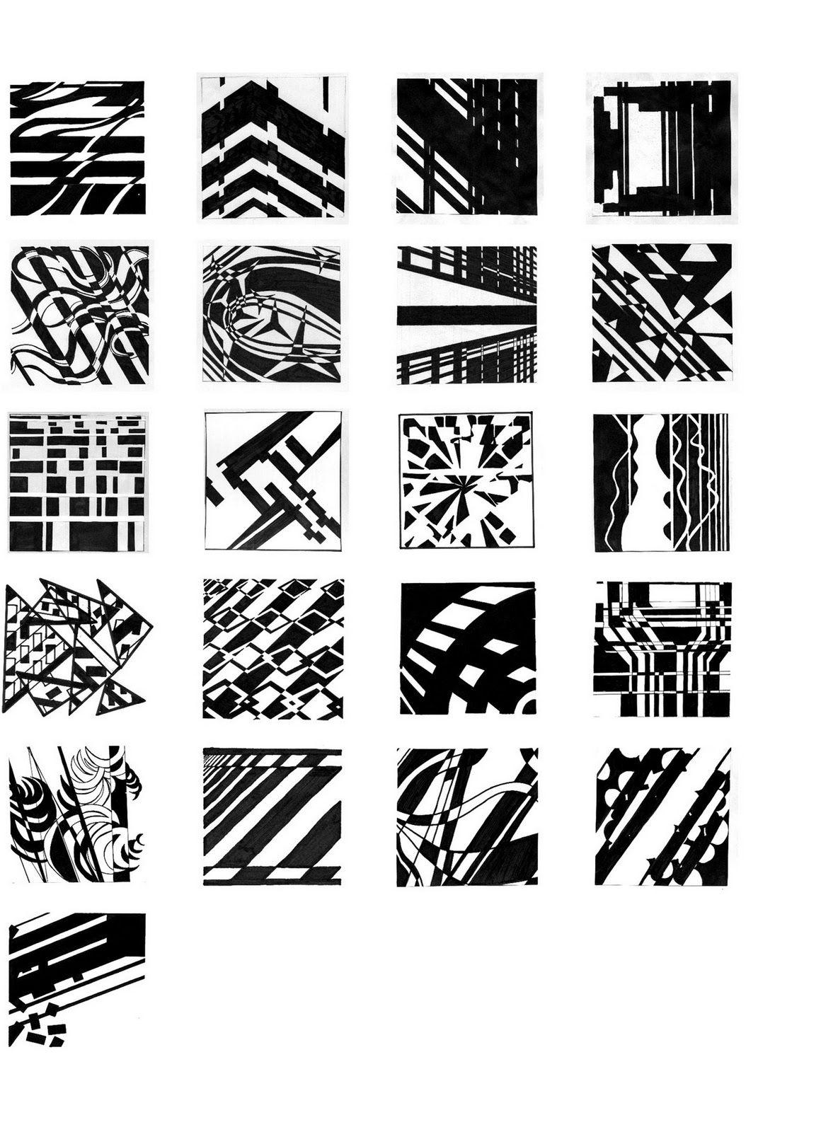 2d Rhythm Project Xavier Art Department Graficheskij Dizajn Obrazcy Kraski Abstraktnye Risunki