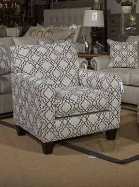 Farouh Ash Accent Chair Accent Chairs Pattern Accent Chair Chair