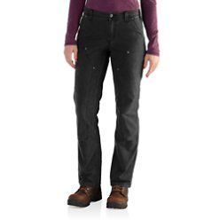 """Women's Cotton/Spandex Canvas. Perfect for women who """"wear the pants."""""""
