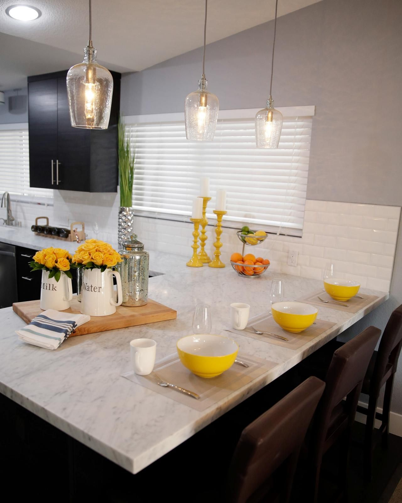 Premier Home Staging California Hgtv: Brother Vs. Brother: Kitchen Renovations From Drew And