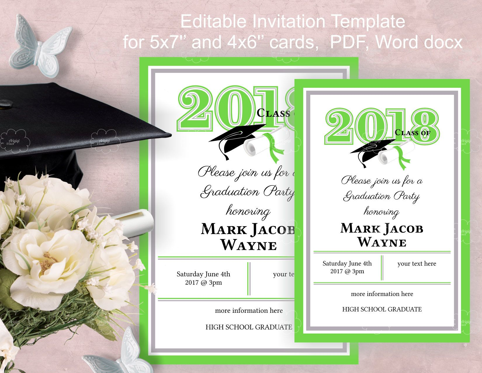 wildflower wedding invitation templates%0A create resume for free