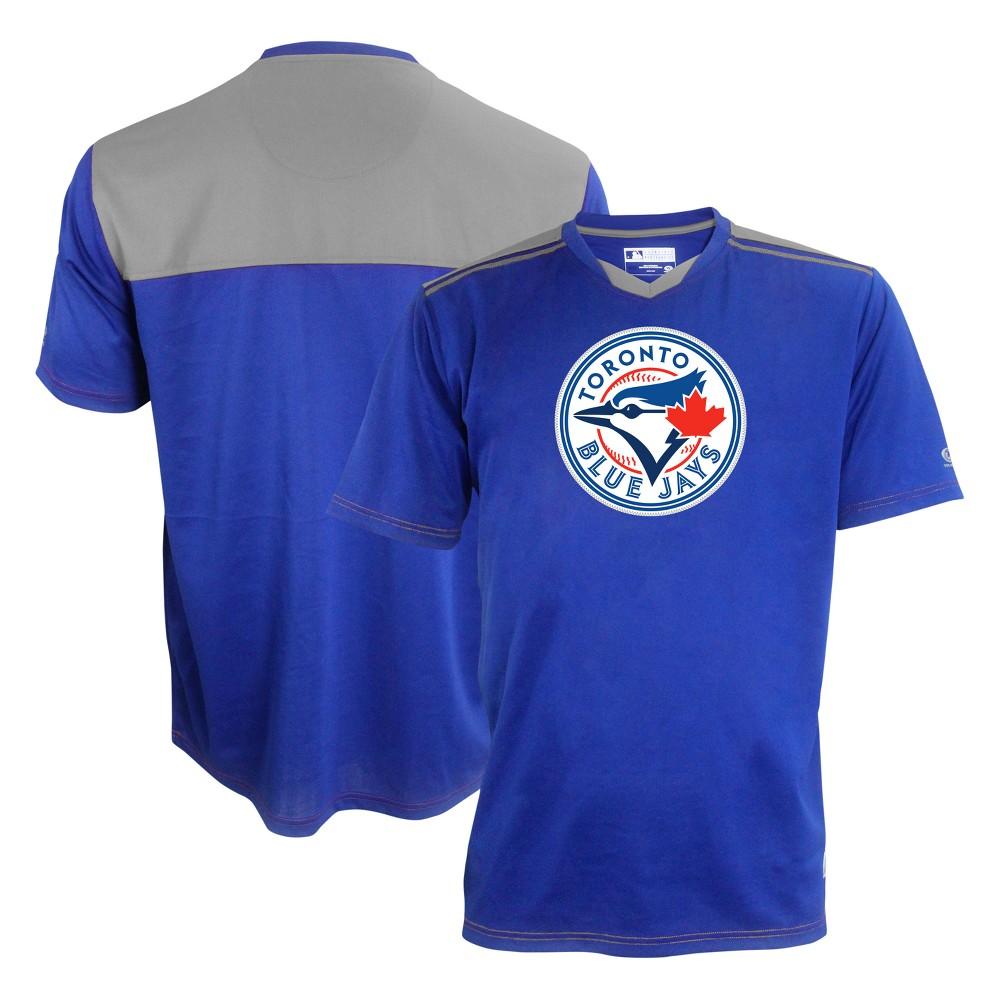 the best attitude 901b3 c7af9 Toronto Blue Jays Men's Team Logo Pullover Practice Jersey ...