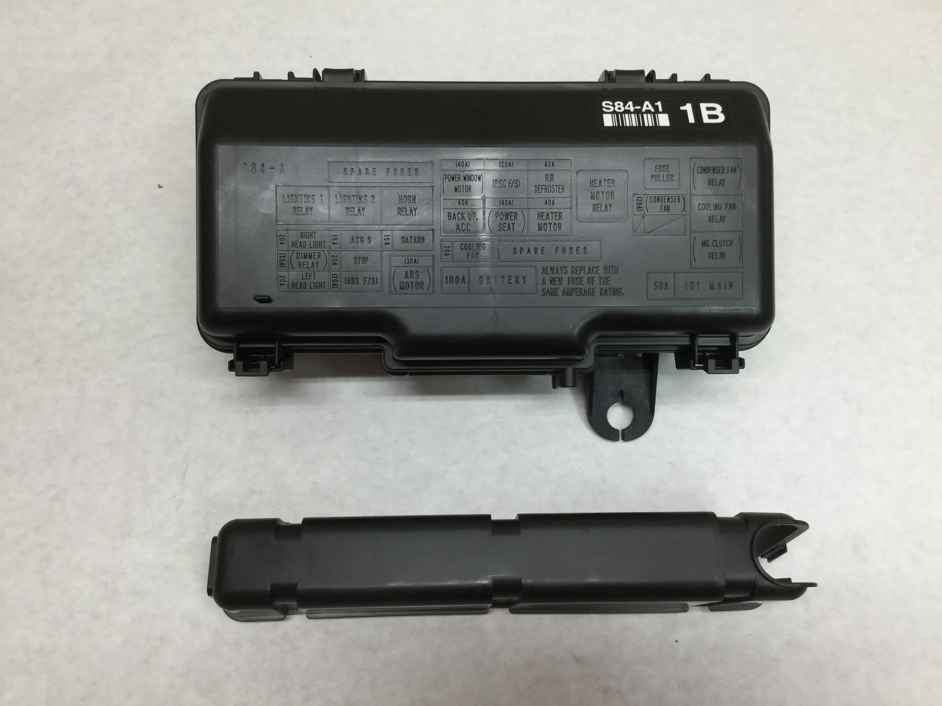 honda fuse box price 1998 2002 honda accord under hood fuse box genuine oem new parts  under hood fuse box genuine oem