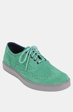 Cole Haan 'Bergen' Wingtip Sneaker on shopstyle.com