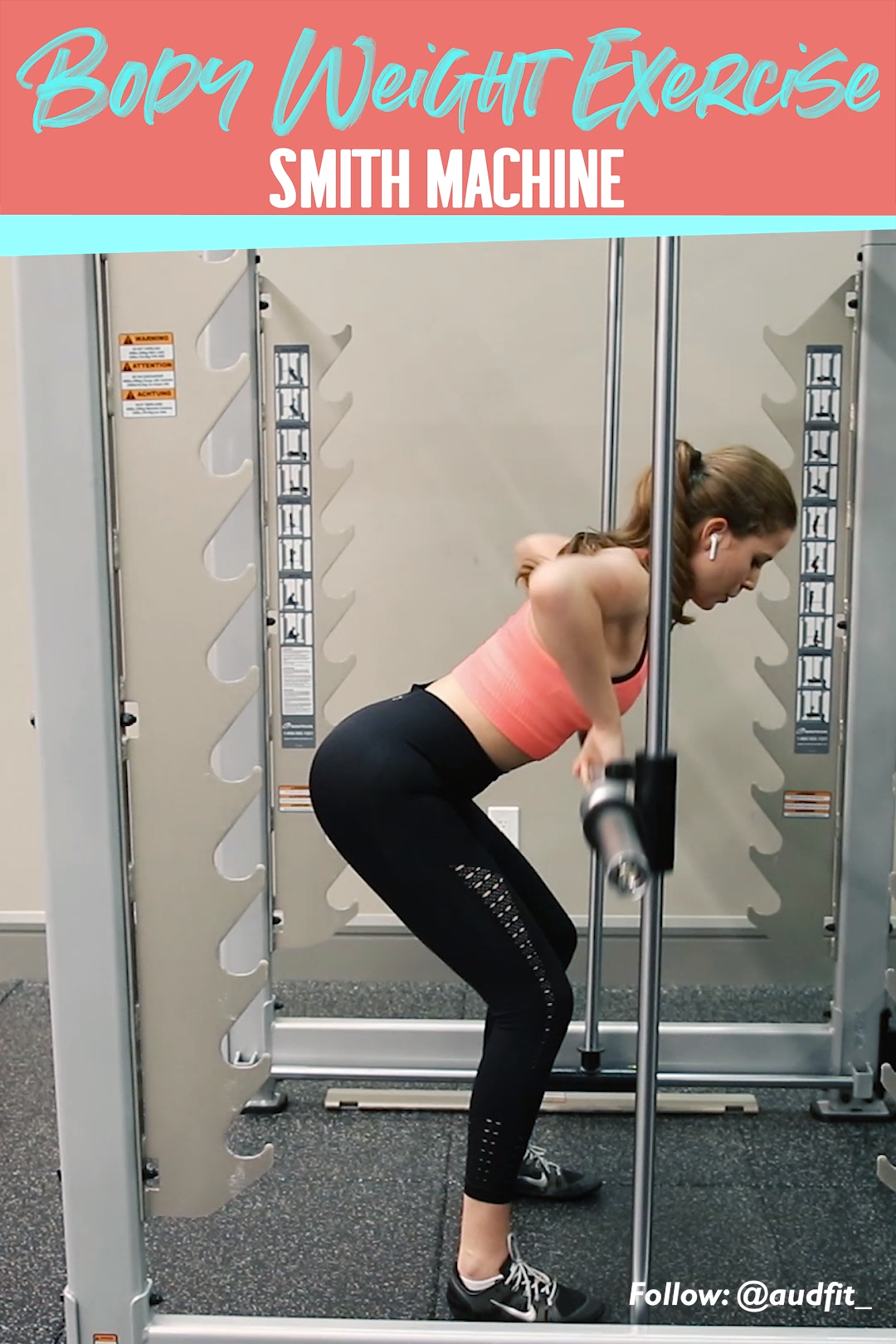 Develop a strong back and upper body with this upright row. Using the smith machine can be a great t...