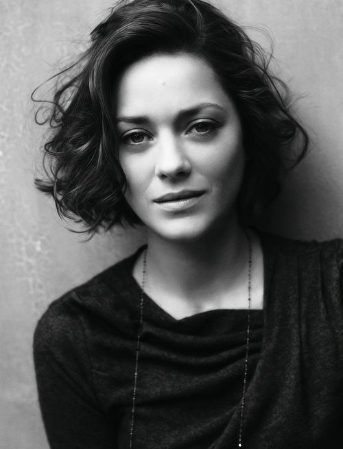 Happiness Doesnt Seem To Be On A Menu Marion Cotillard