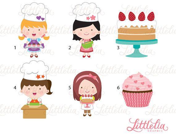 Cartoon Retro Pin Up Girl Baking Cupcakes Lying Down — Stock Vector ©  totallyjamie #71194273