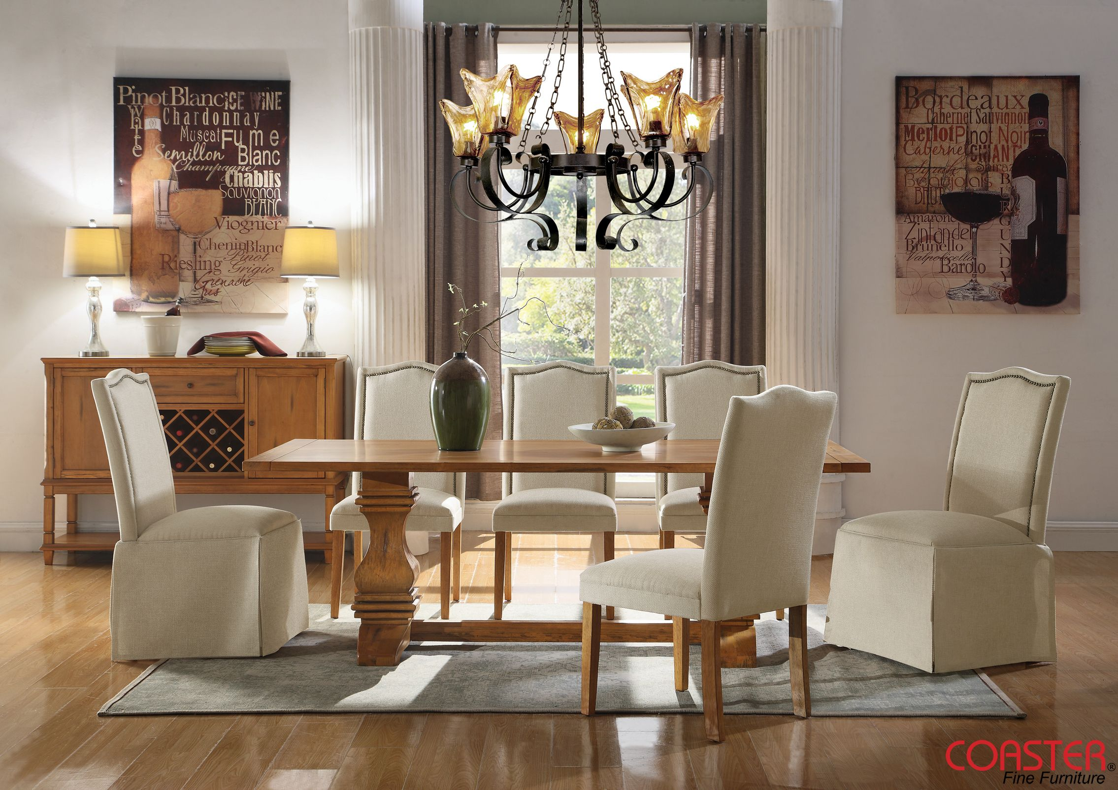 Missing A Bold Statement Piece In Your Dining Room Our Parkins