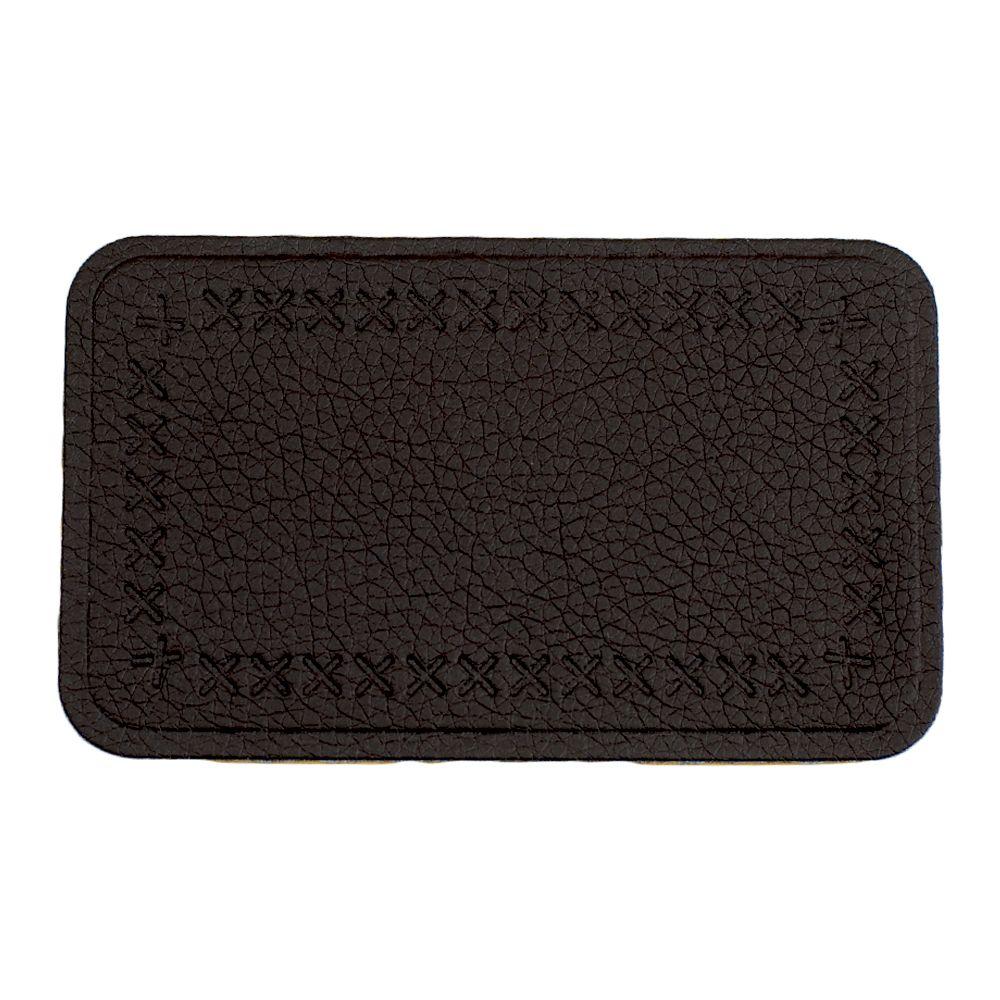 Leather Repair Patch | Medium Plain - 10cm x 6cm | Parche, Marrón ...