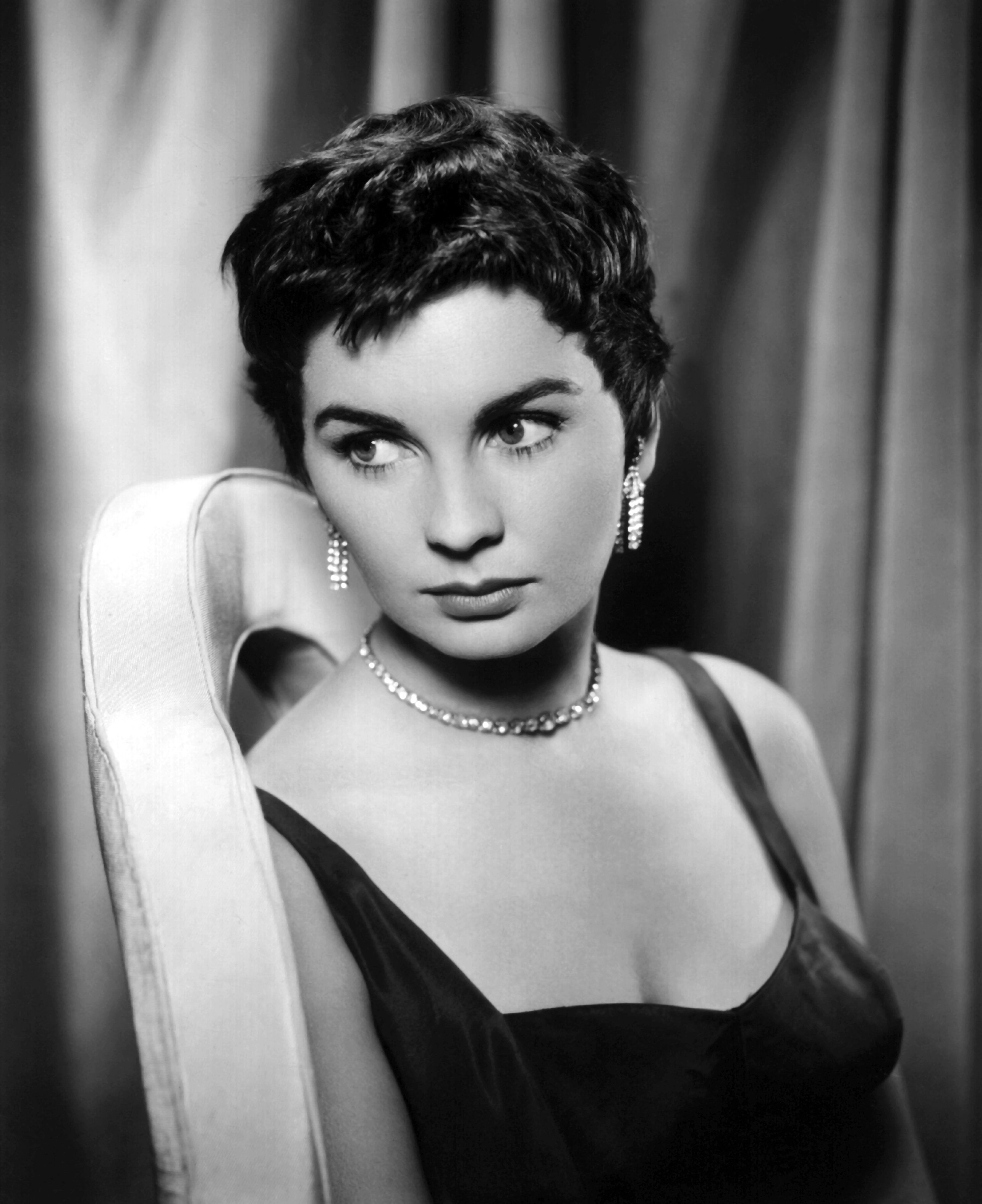 Jean Simmons the robe