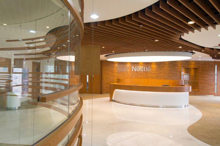 Nestle Office By ADP Ho Chi Minh Vietnam
