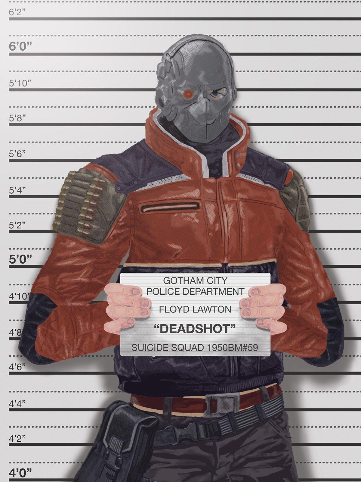 Deadshot •Liam Kelsall