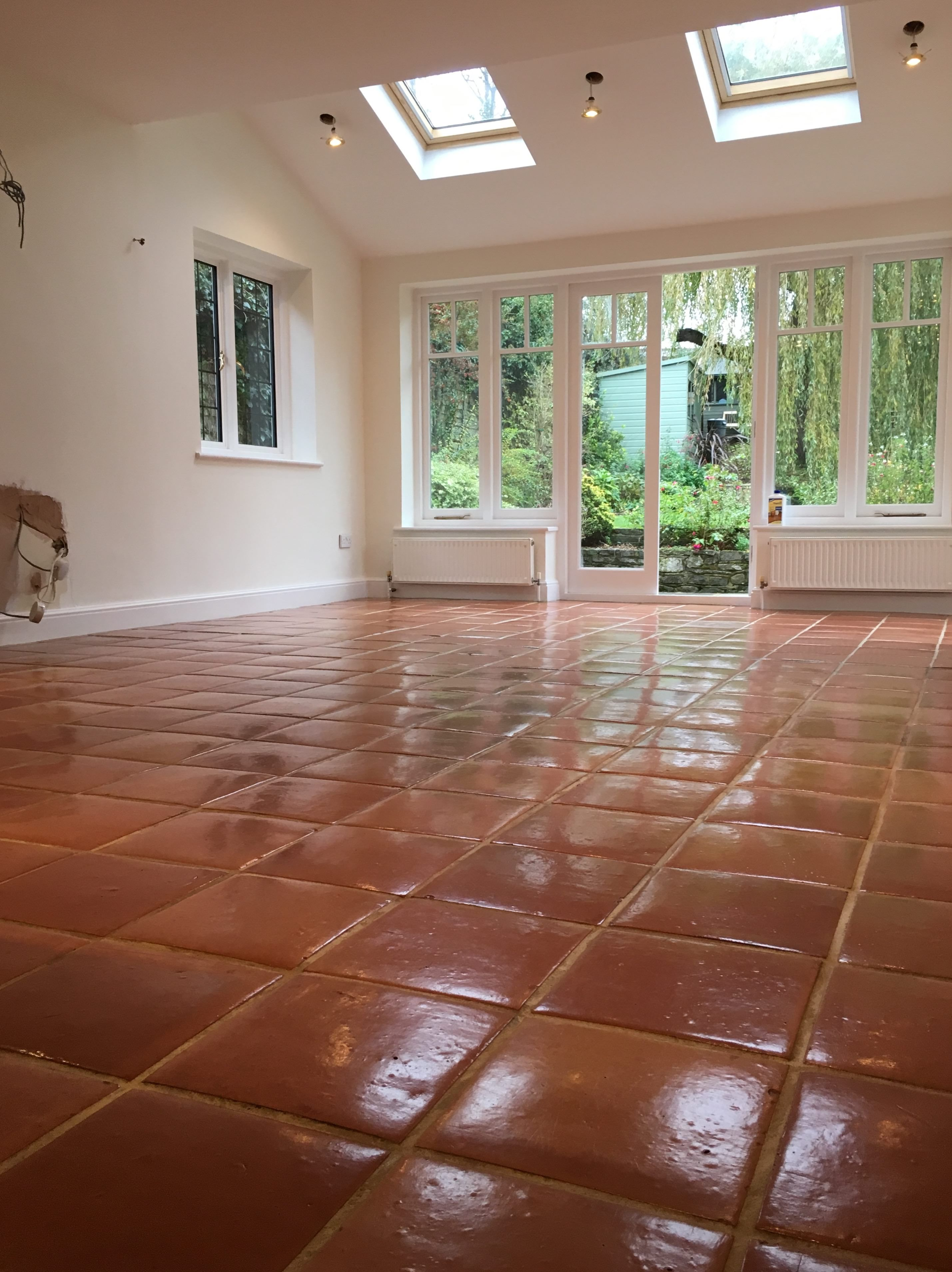 Terracotta tile floor restoration cleaning grout cleaning sealing limestone travertine terrazzo stone floor cleaner cleaning floor restoration polishing sealing company east sussex surrey hampshire kent berkshire dailygadgetfo Images
