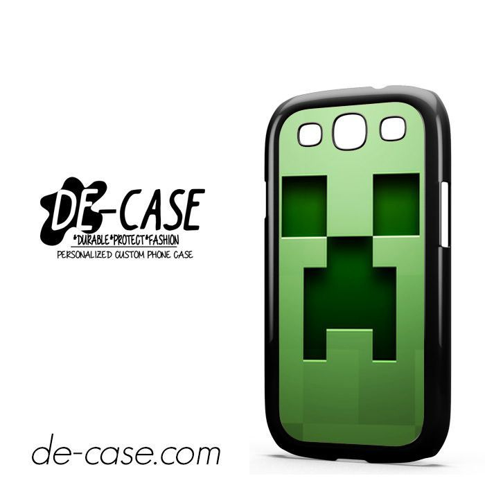 Creeper Minecraft DEAL-2846 Samsung Phonecase Cover For Samsung Galaxy S3 / S3 Mini