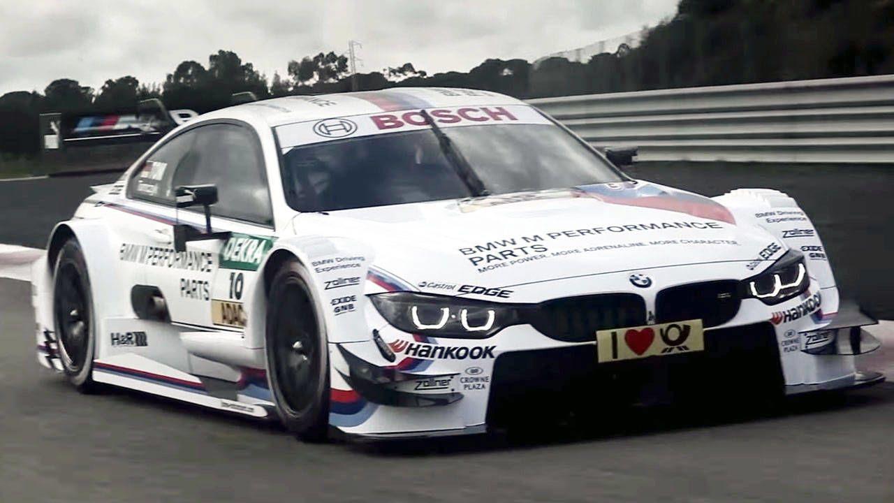 BMW readies their M4 DTM for the 2014 touring car season | BMW, Bmw ...