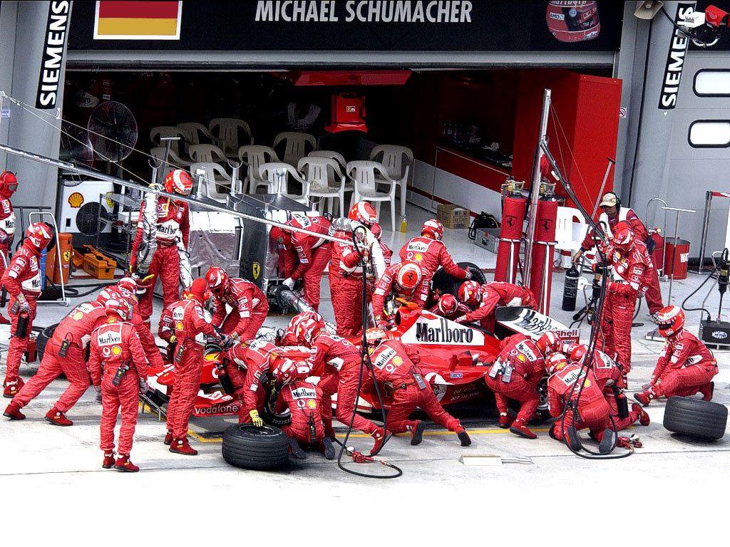Ferrari F1 Racing Team Pit Stop Racing Pinterest F1 Racing
