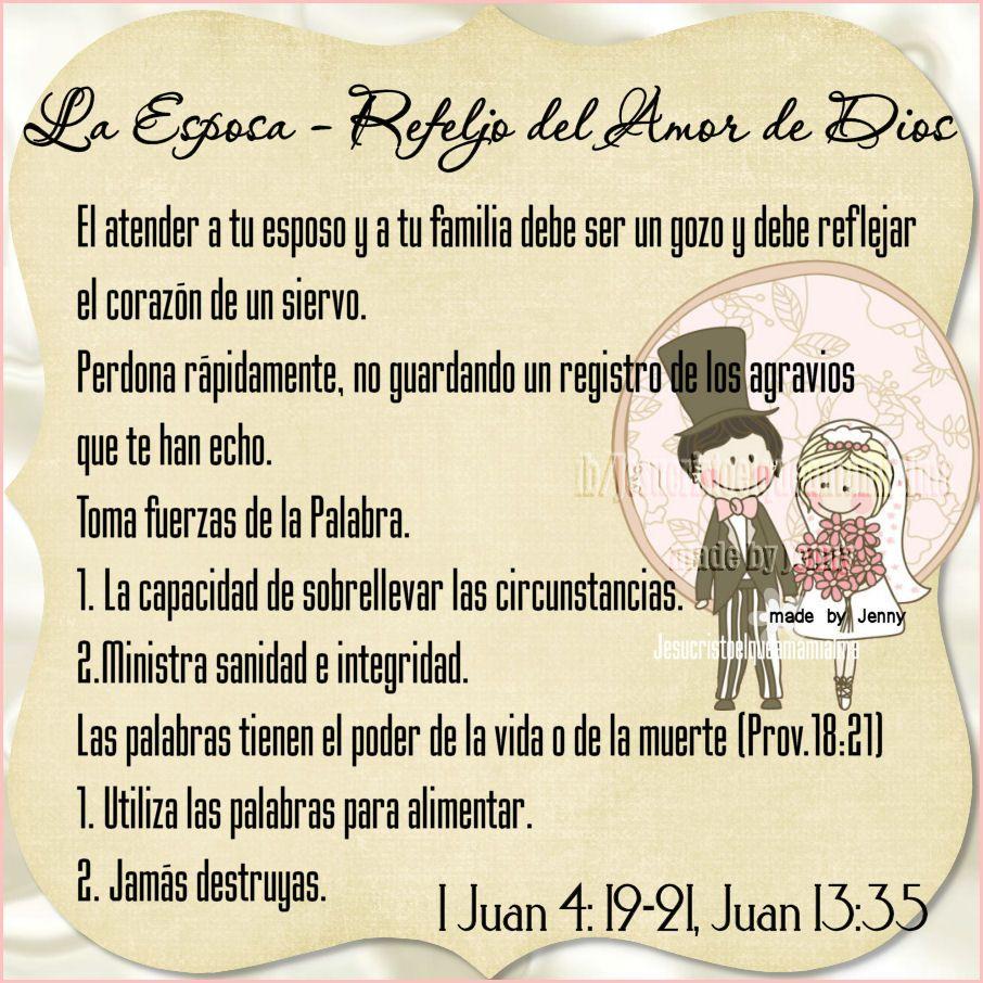 Matrimonio In Spanish : Matrimonio principios biblicos para matrimonios