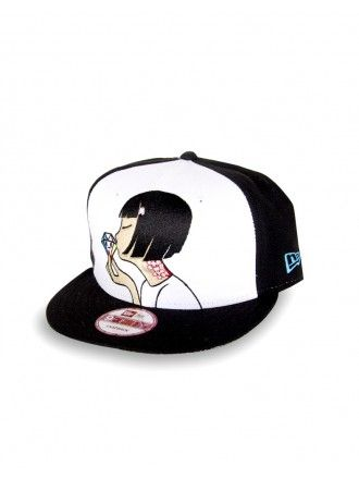 703cb5aa459 Girl s Best Friend Snapback  tokidoki  diamante