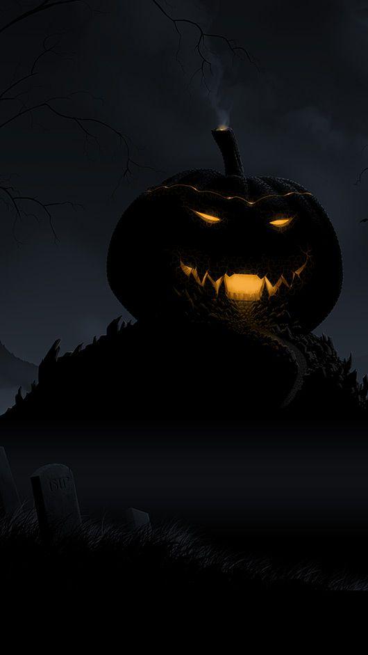 Halloween Pumpkin Wallpaper Iphone.Pin By Amber On Halloween Fall In 2019 Halloween Wallpaper