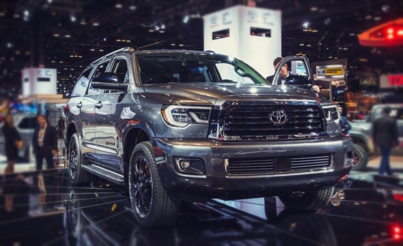 2019 Toyota Sequoia Redesign And Price >> 2019 Toyota Sequoia Redesign Release Date Price New Car