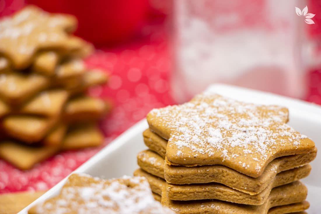 Gingerbread Ou Biscoitos De Gengibre Receita De Natal Receitas