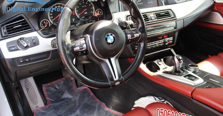 قطع غيار سيارات بي ام دبليو داخل مركز الهندسة الرقمية Bmw Gear Stick Steering Wheel