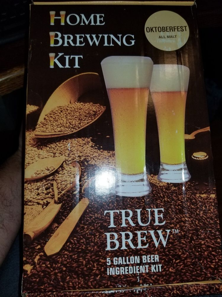 True Brew Oktoberfest Ingredient Kit for Home Brew Beer