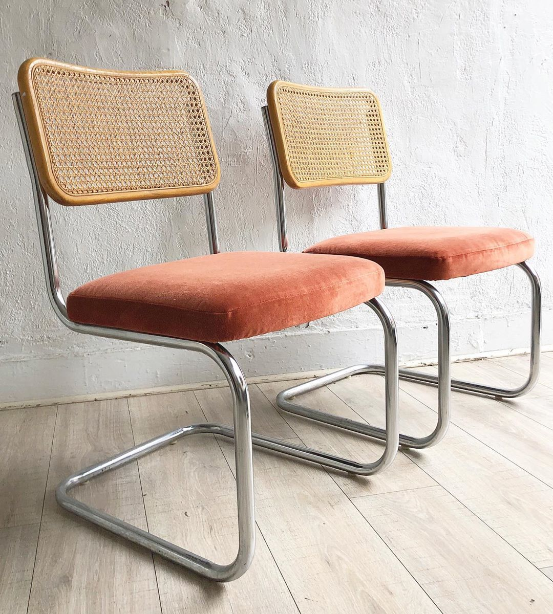 Adaptations Ny On Instagram Rust Cantilever Chairs Home Room Design Cantilever Chair Interior Furniture