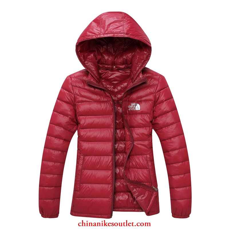 3f2508f2b The North Face Nuptse Goose Womens Down Jackets Scarlet | My Style ...