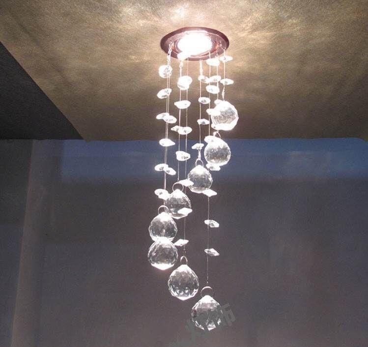 Wallpops Chandelier Modern Crystal Ceiling Light Free Shipping