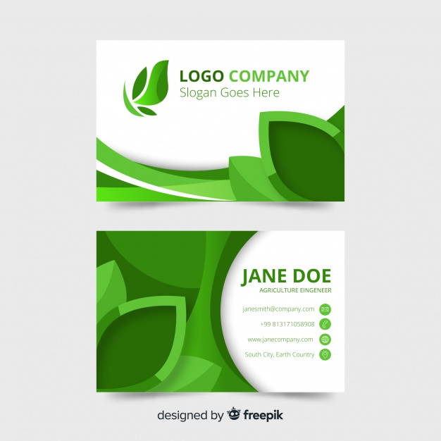 Agriculture Business Card Templates Free Download Business Card Logo Design Download Business Card Free Business Card Templates