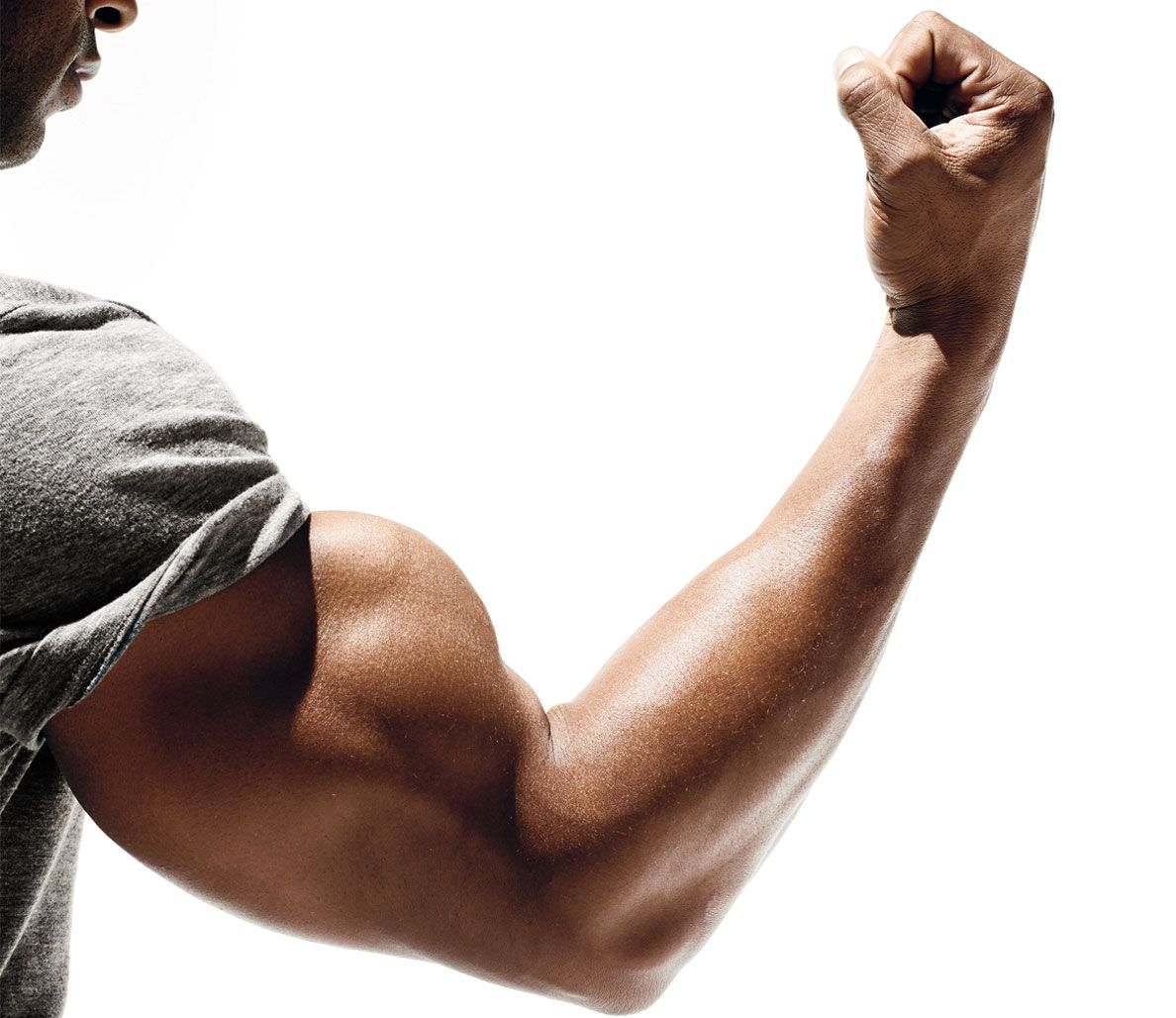 Five unique exercise routines to build bigger biceps and ...