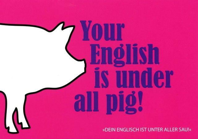 provokante sprüche englisch
