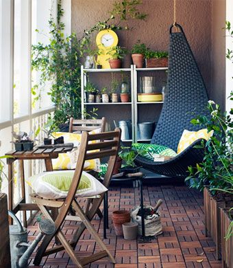 gr n macht den unterschied outdoor living pinterest balkon terrasse und balkon ideen. Black Bedroom Furniture Sets. Home Design Ideas