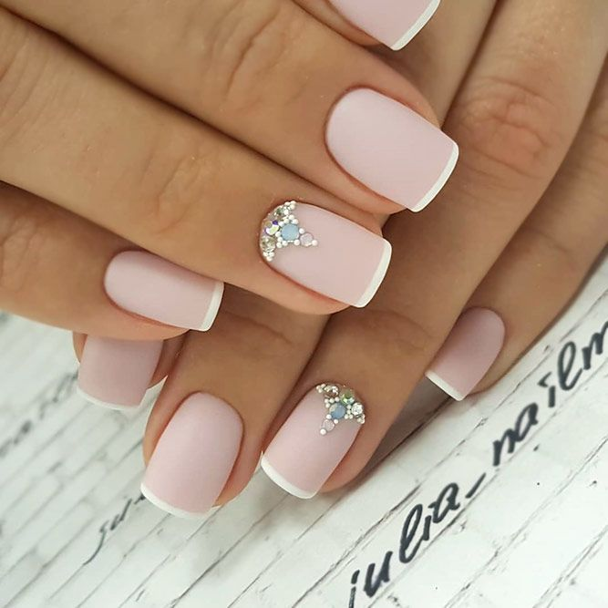 Fantastic Matte Acrylic Nails to give a thought