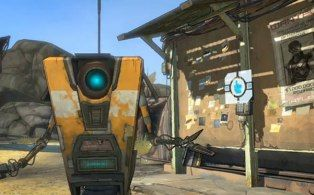 Borderlands Claptrap Meet The Voice Behind Gaming S Favorite Robot Borderlands Borderlands The Handsome Collection Real Life