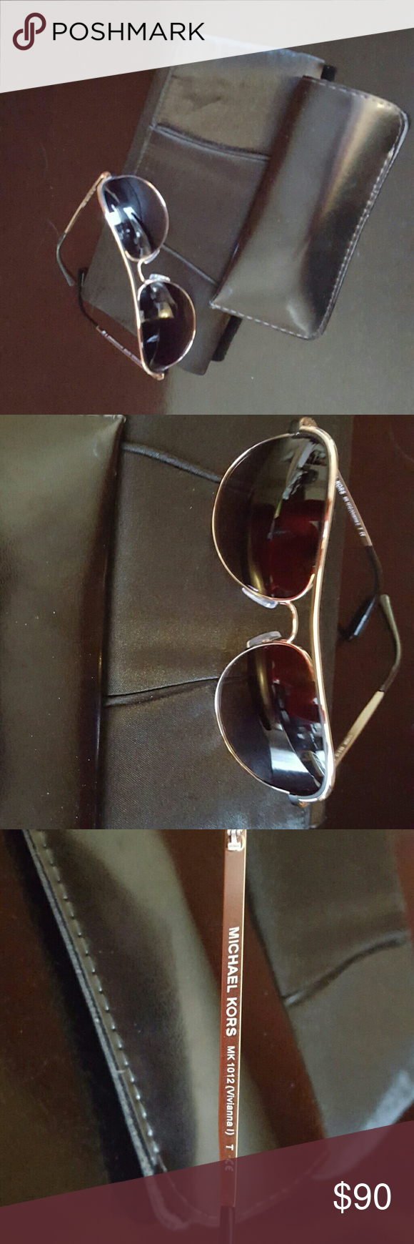 Brand New Mark Jacobs Avatar Sunglasses New, Never Worn.  They are not the tint I wanted and the store won't let me return this item! No defects, newer model. Unfortunately, I'm not going lower on the price of this item. Micheal Khor's  Accessories Glasses