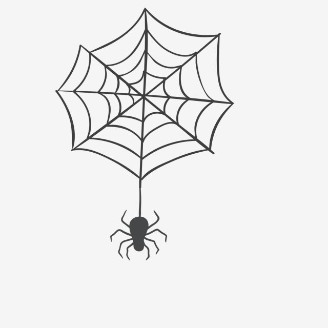 Cartoon Black Spider Web Spider Web Web Clipart Cobweb Cartoon Hand Drawn Png Transparent Clipart Image And Psd File For Free Download Spider Drawing Spider Web Drawing Spider Web Tattoo