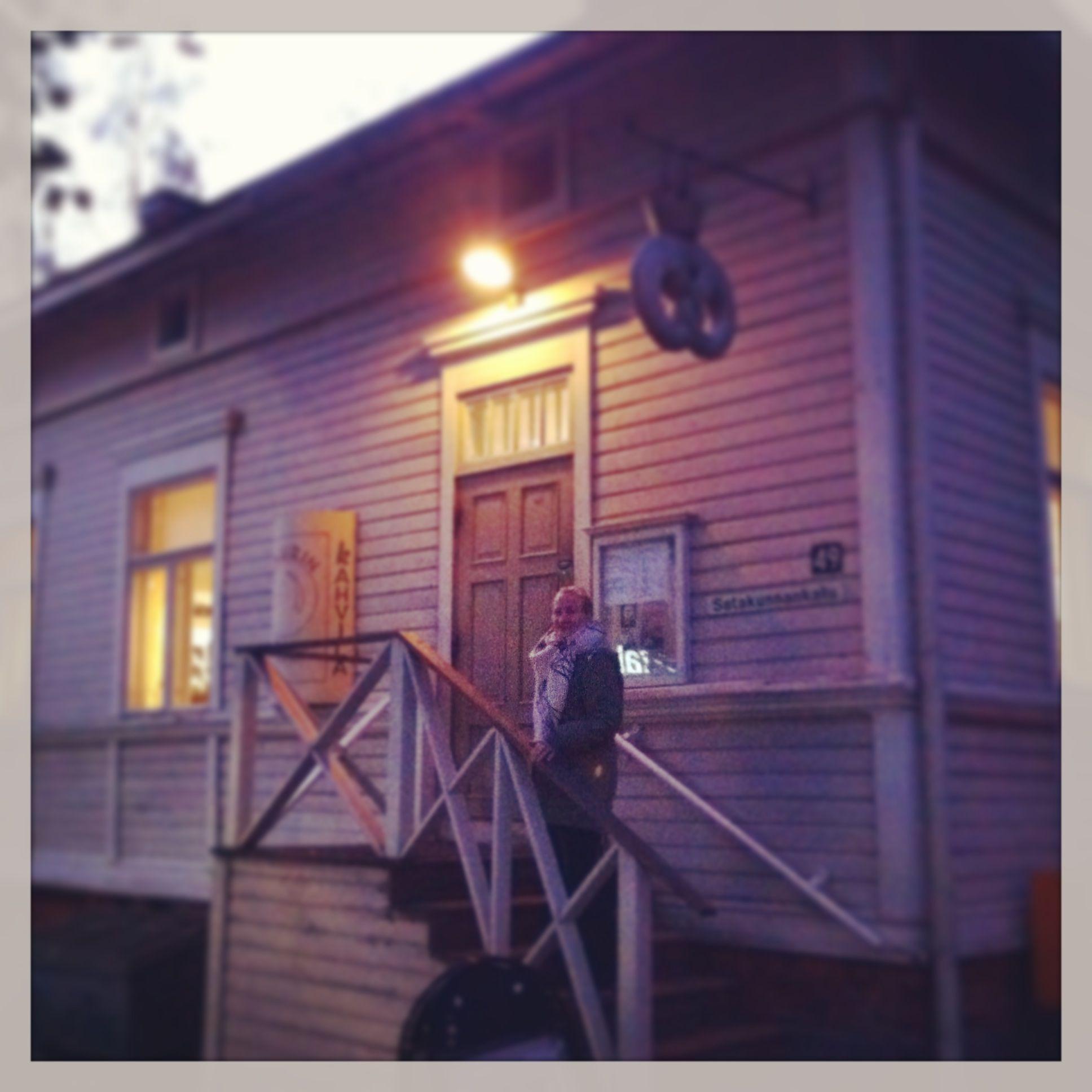 Tampereen kaupunki Amurin työläismuseokortteli