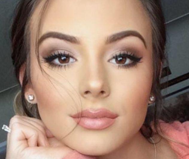 Braut Make-up für braune Augen   - Make-up - #Augen #braune #Braut #für #Makeup #eyemakeup