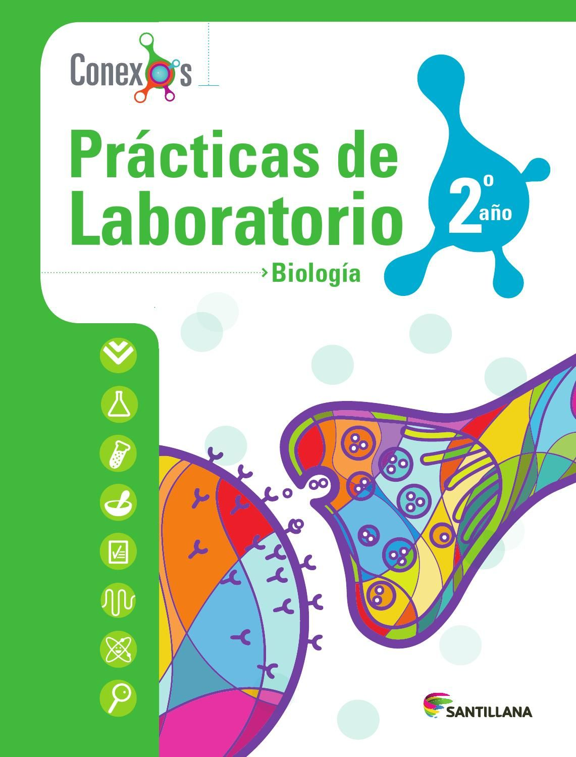 Practicas De Laboratorio Biologia 2do Ano Conexos Laboratorios