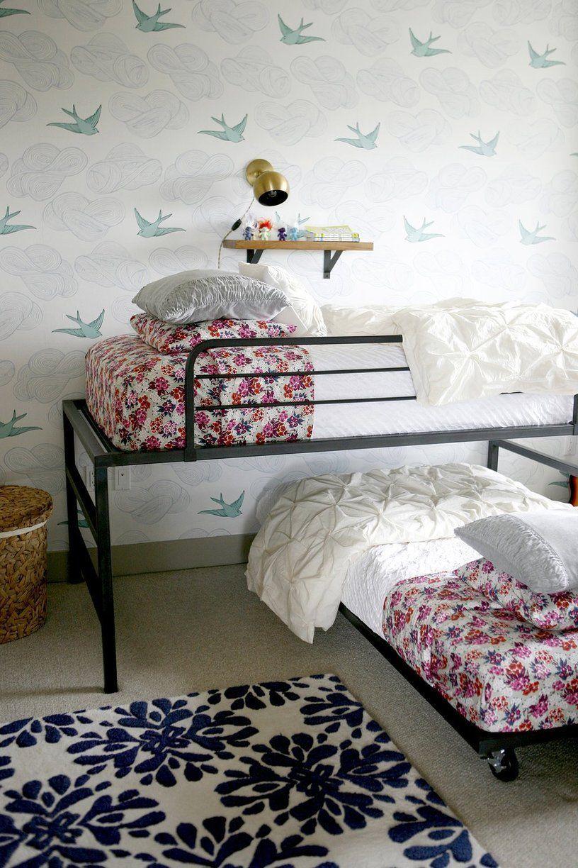 Organic Cotton Pintuck Duvets From West Elm Low Loft Beds Modern House