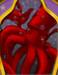 Giant Squid Giant Squid Harry Potter Creatures Squid