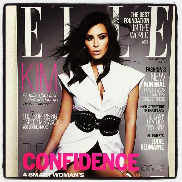 ELLE is the world's biggest-selling fashion magazine. It is the international authority on style with 44 print editions worldwide and 37 websites. Launched in 1985, British ELLE - edited by Lorraine Candy - has unparalleled access to world-renowned designers, celebrities, models, photographers, writers, columnists and stylists.  Sexy, stylish and spirited, ELLE was the first to inspire readers to celebrate their individuality and create their own style.