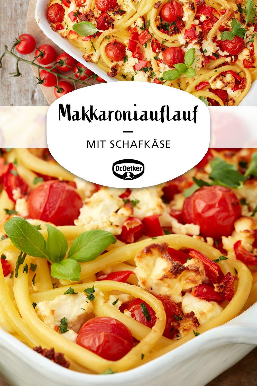 Makkaroniauflauf #healthycrockpotchickenrecipes