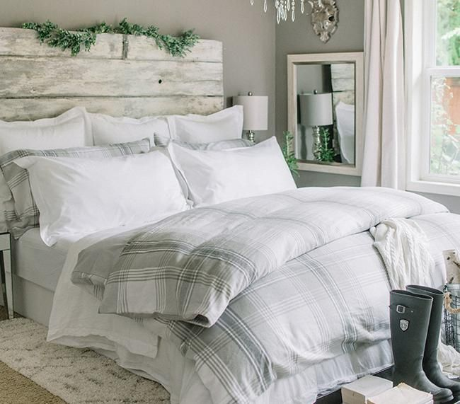 Style your bedroom with organic bedding at accessible prices. Our luxury sheets are Fair Trade certified, meaning you don't have to compromise on luxury linens.