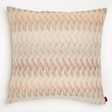 missoni home copper remich pillow
