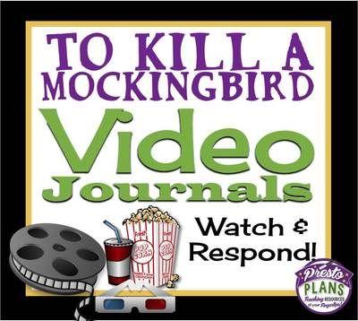 to kill a mockingbird journal topics