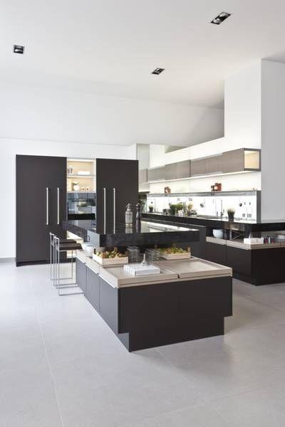 Poggenpohl Milan, +modo display Cuisine design moderne